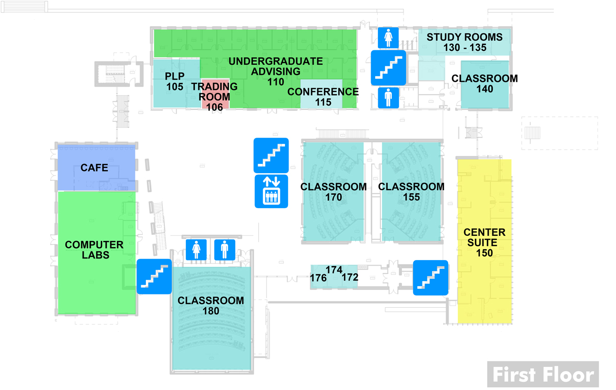 Maps | College Of Business  Unt Blackboard