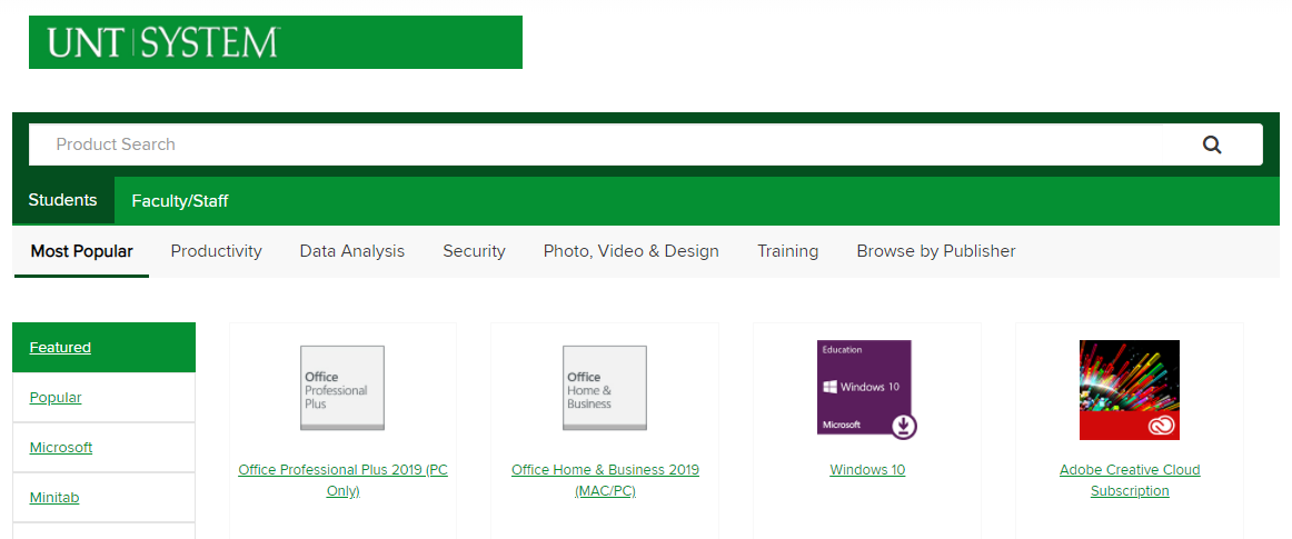 Adobe campus licensing agreement college of business once logged in select adobe creative cloud platinumwayz