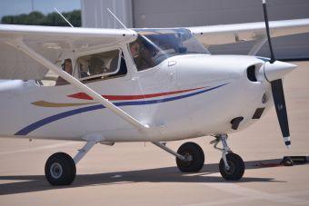UNT, TCC summer camp lets high school students co-pilot a small